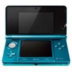 3DS Behuizing - Blauw