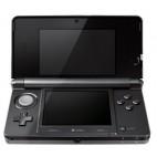 3DS Behuizing - Zwart
