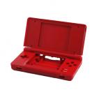 DS Lite Behuizing - Metallic rood